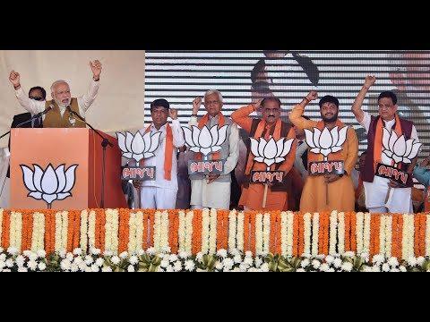 BJP Seen Retaining Gujarat And Winning Himachal