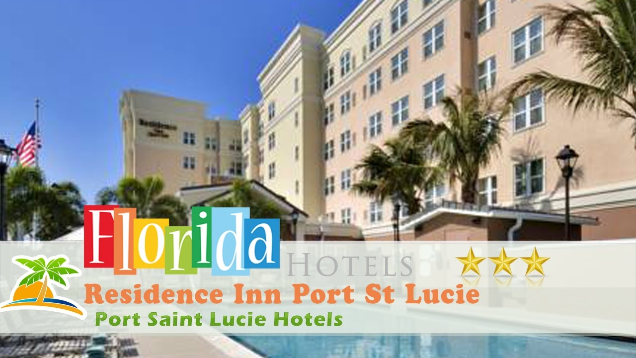 Residence Inn Port St Lucie Saint Hotels Florida