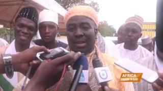 AFRICA KASARMU TA GADO DU 17 09 2016