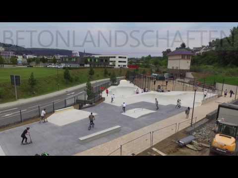 Skatepark Gummersbach Eröffnung