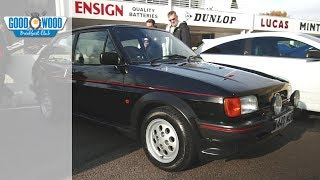 This Ford Fiesta XR2 is the ultimate nostalgia