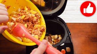 Новинка Все смешал и картошка с фаршем готова Я не устаю готовить это блюдо в мультиварке