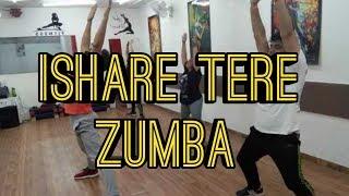 Zumba - Ishare Tere | Bollywood Dance Workout | Studio xd