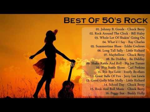 Best of 50s Rock N Roll |  Greatest Rock N Roll Song  | Rock N Roll Songs