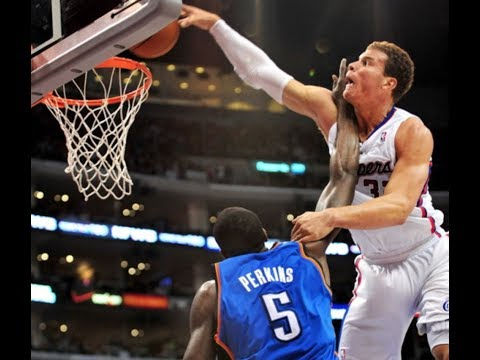 Blake Griffin's Top 5 Best Poster Dunks (updated)