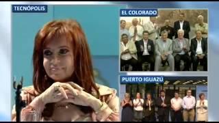 Videoconferencia con El Colorado prov. de  San Juan.  Ruta Nacional 150 San Juan, OBRA VIAL DEL AÑO.