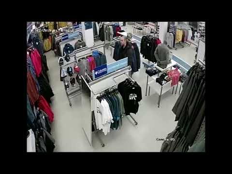 Мужчина обокрал спортивные магазины в Чебоксарах