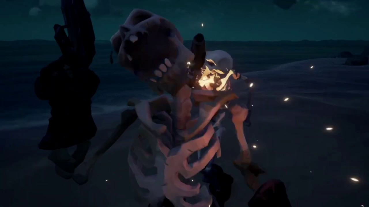 Skuffed Sea of Theives w/ friends