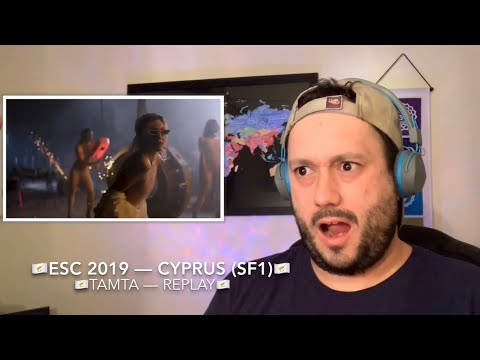 🇨🇾ESC 2019 Reaction to CYPRUS!🇨🇾