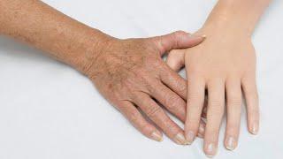 СУПЕР СПОСОБ СДЕЛАТЬ РУКИ МОЛОДЫМИ как ШЕЛК за МИНУТУ Уход за руками В домашних условиях