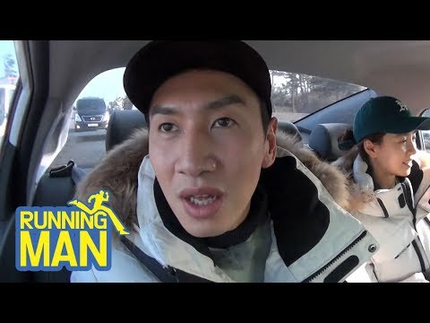 Kwangsoo always know how to survive [Running Man Ep 389]