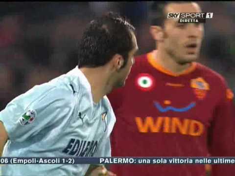 Lazio 3-2 AS Roma - Campionato 2007/08