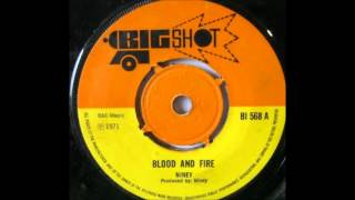 Big Youth And Niney   - Blood & Fire (Extended Mix) - 1970
