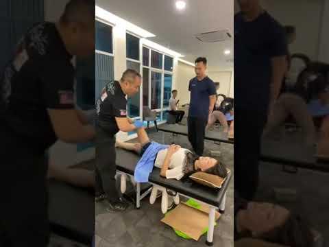 CLM Tit Tar Treatment By Master Chris Leong in CLM Sri Petaling (Nov 8, 2019) 🌍👍💪🙏😘👌❤🇲🇾