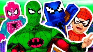 BOOTLEG SPIDER-MAN iPHONE GAMES!