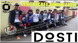 Mohammed Moshin Presents | Dostii | Zero Degree junior Crew