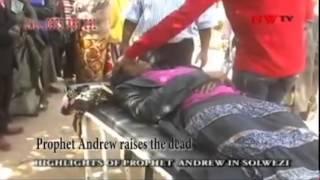 Prophet Andrew CFM