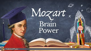 Mozart  Classical Music for Brain Power
