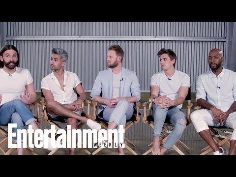Get Your First Tease Of 'Queer Eye' Season 2 | Entertainment Weekly