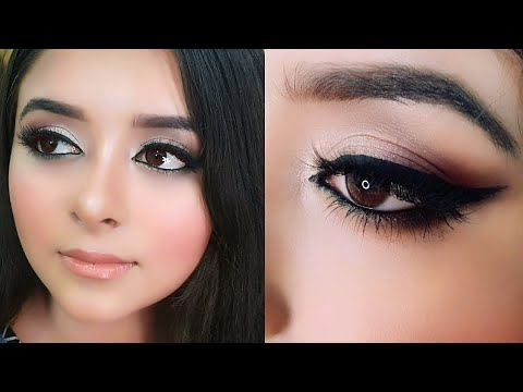 EID Day Make up with Lawn Dress, Eid Make up Look For Beginners Urdu Hindi thumbnail