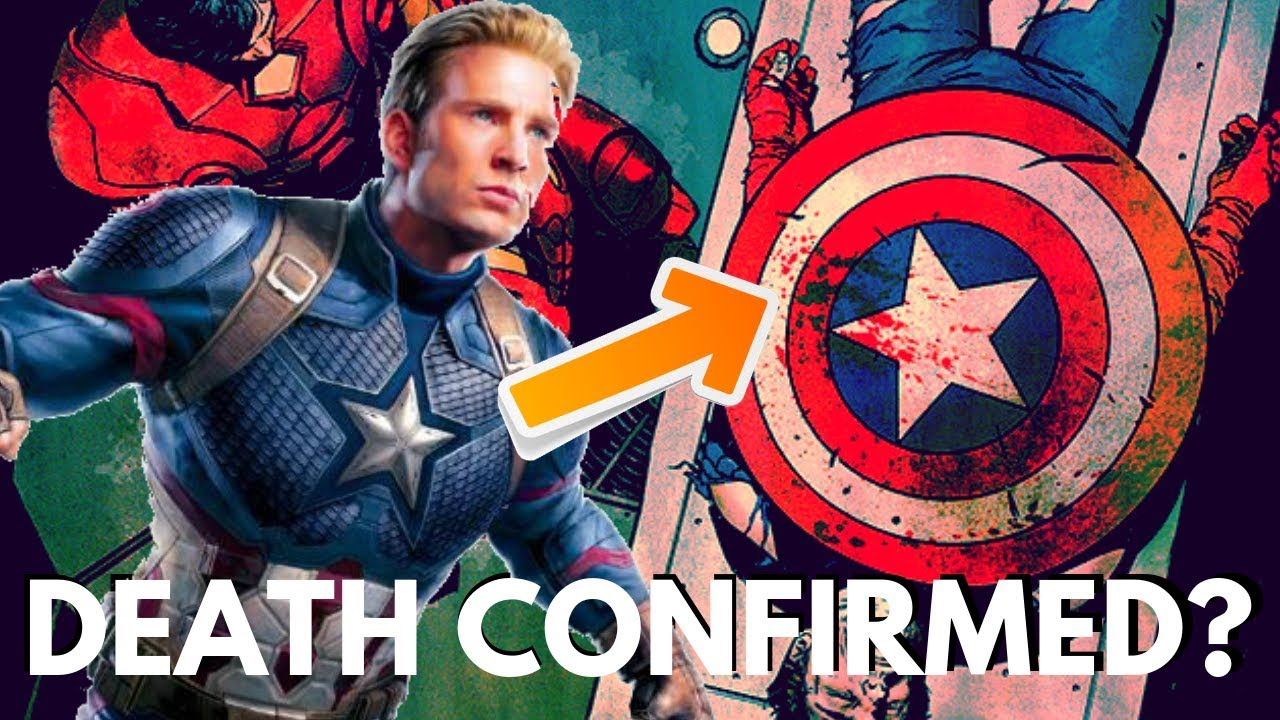 captain america avengers 4 exit confirmed - chris evans hints at
