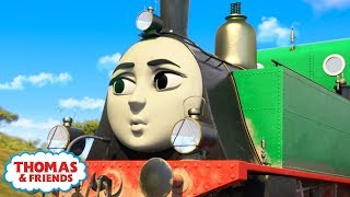 Thomas & Friends UK | Meet the Characters - Gina! | Videos for Kids