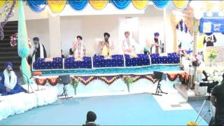 Katha Bhai Jaswant Singh Ji philadelphia vale 01-08-12 El Sobrante Ca part 2 of 2