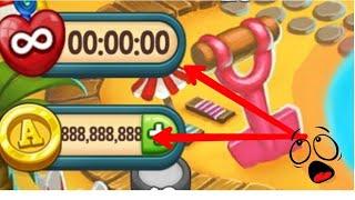 كيفية تهكير لعبة toy blast للاندرويد |عبدالرحمن مجدي screenshot 3