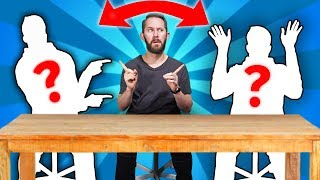 CRAZIEST GUESS WHO MIND SWAP? | Garry's Mod [Ep 8]
