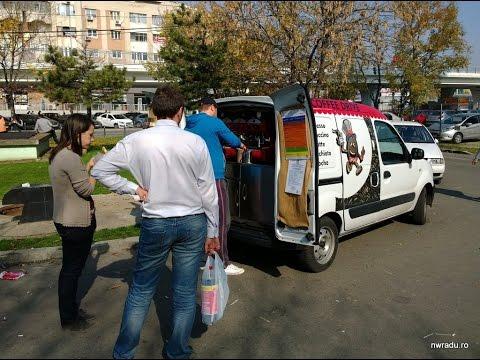 """Punctele ambulante de preparare a cafelei în vizorul APC. Emisiunea """"Moldova tara de minune"""""""