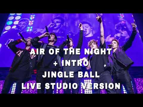 Why Don't We - Air Of The Night Live Studio Version (Jingle Ball)