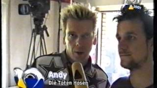 Die Toten Hosen - Wohnzimmerkonzert in Osnabrück (2001)