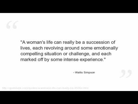 Wallis Simpson Quotes