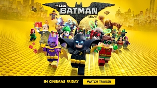 The LEGO Batman Movie - Zero Friends TV Spot - Warner Bros. UK