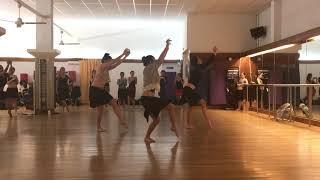 E Hopu Ana Vau - Tahia Cambet - Tahitian Dance School - Mars 2018