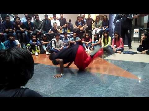 Unknown Jam Solo breaking Bboy Cyclone vs Bboy Arjun lx