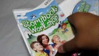 Storybook Workship Wii Unboxing