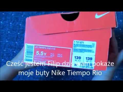 vans daim - Unboxing Boots Nike Jr Tiempo Rio II IC By Filip - YouTube