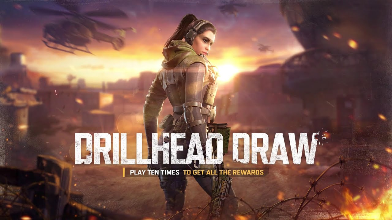 Call of Duty®: Mobile - Drillhead Draw