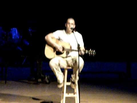 Justin Seger sings Xavier Rudd's