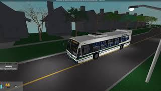 (Roblox) St. Catharines Transit   2018 Novabus LFS #1811   Rt. 310/410 Glenridge to Pen Center