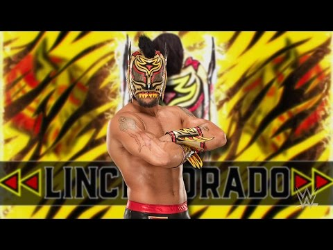 Lince Dorado 2nd WWE Theme Song For 30 minutes - Golden Rush