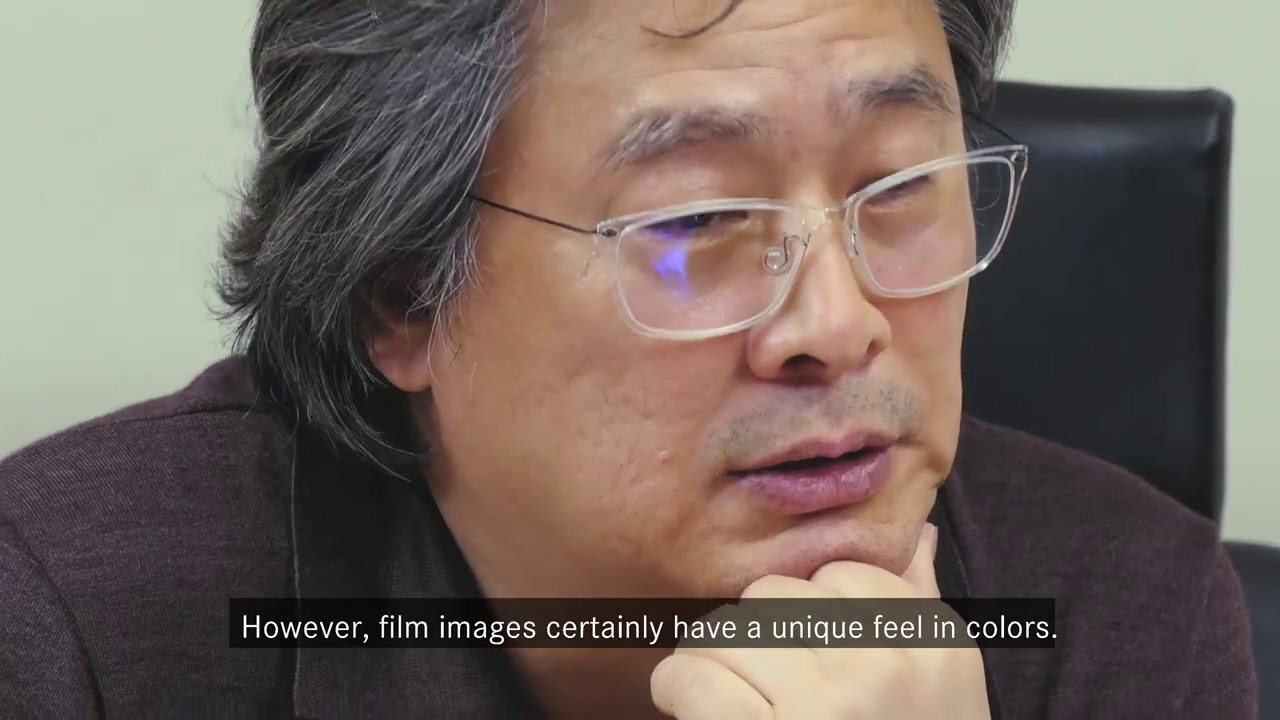 Leica and Monochrom - with Chan-Wook Park