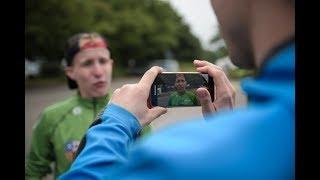 DTU Triathlon-Jugendcup Forst 2018: Chris Ziehmer