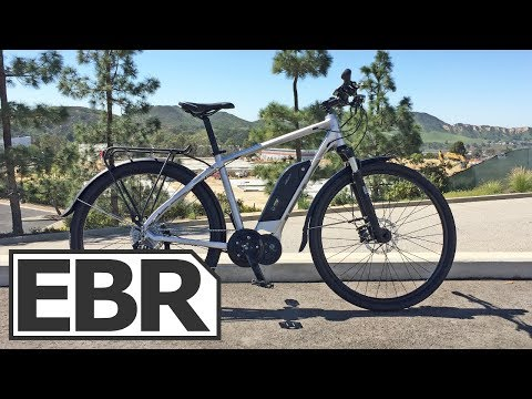 IZIP E3 Dash Video Review - High-Speed Urban Commuter Electric Bike