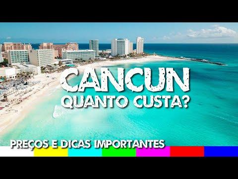 Quanto Custa Viajar Para Cancun - México: Preços E Dicas Importantes