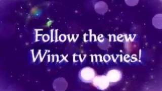 Winx Club:TV Movies Official Rainbow S.p.A Trailer! NEW!