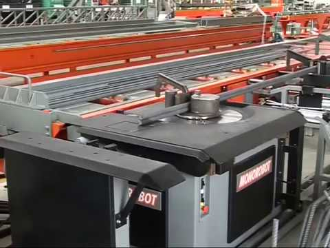 Schnell Spa MonoRobot Automatic Rebar Bending Station