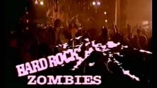Hard Rock Zombies (1985) - Teaser Trailer