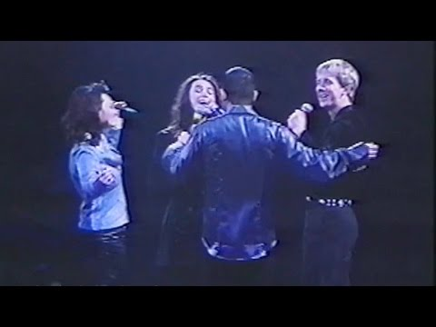 Avalon's first performance ever  - The Farewell Young Messiah Tour (1995)